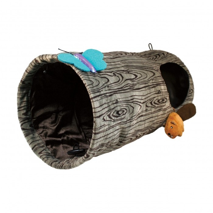 Tunnel Spacesfor Cats