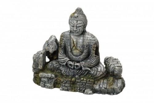 Faithful Aquarium Buddha Decoration