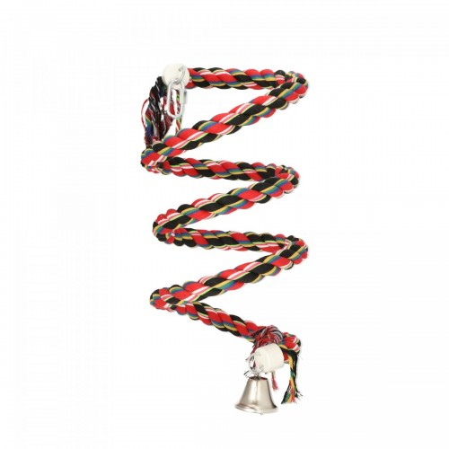 Spiral Rope Perch for Birds