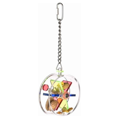 Parakeet Candy Wheel Toy