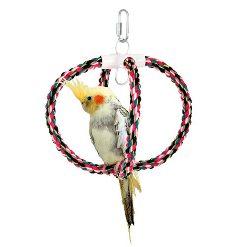 Cotton Swing for Birds
