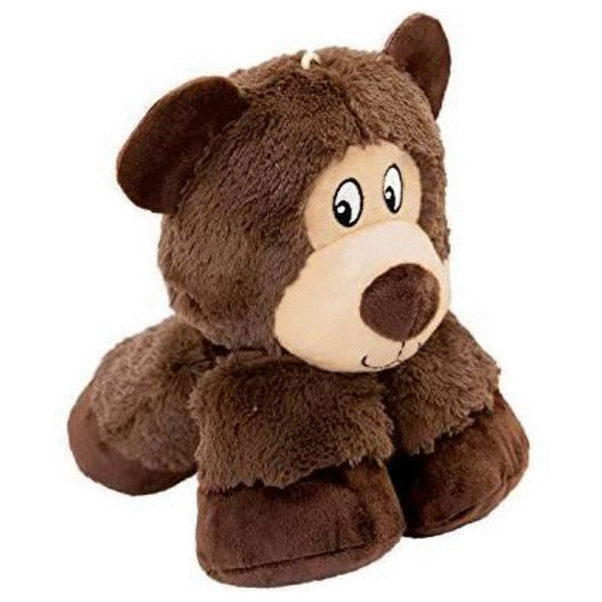 Stretchy Bear Dog Toy