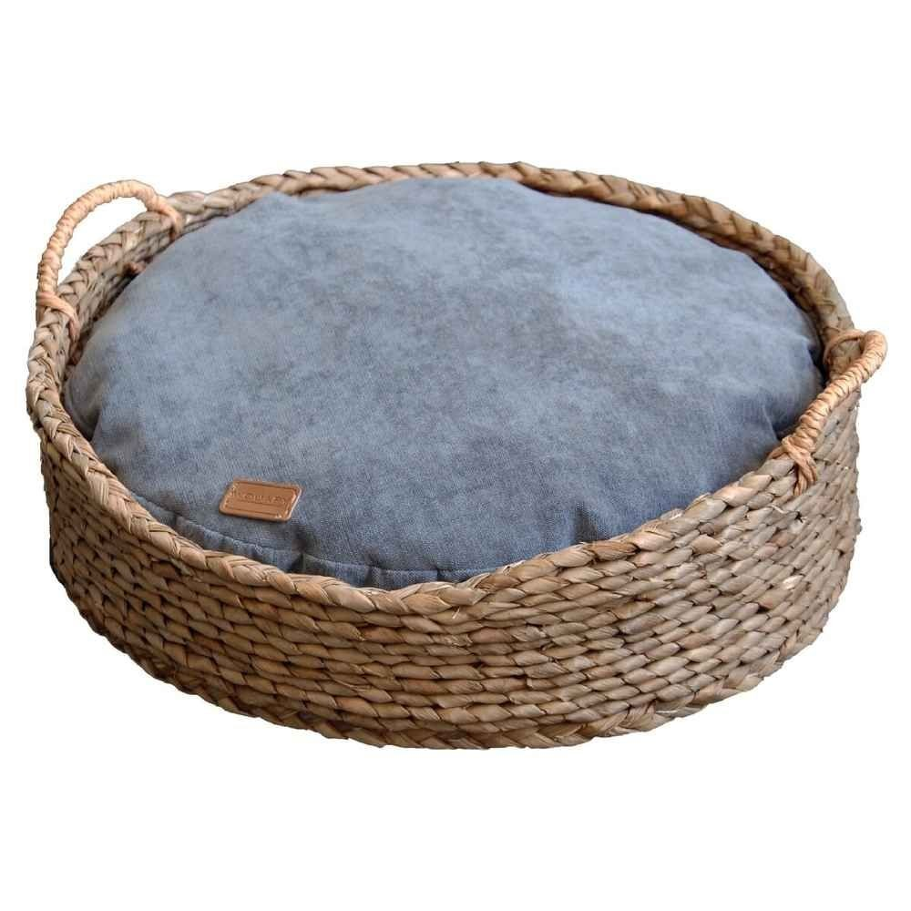 Natural Woven Bed for Dogs