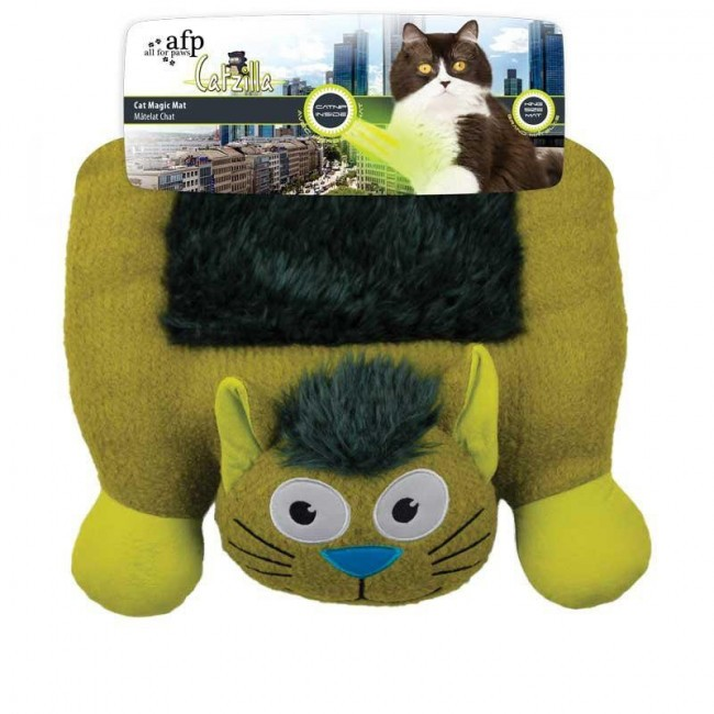 Magic Catzilla Rug for Cats