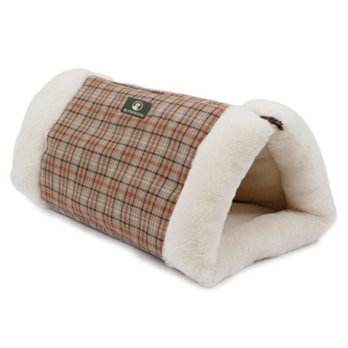 2-in-1 Tunnel Cat Bed