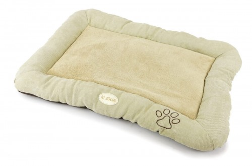 Cream Dog Cushion