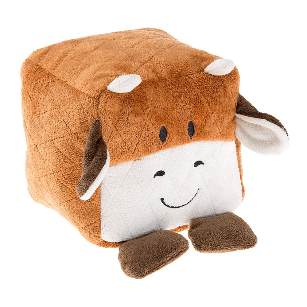 Cube Cow Sound Toy