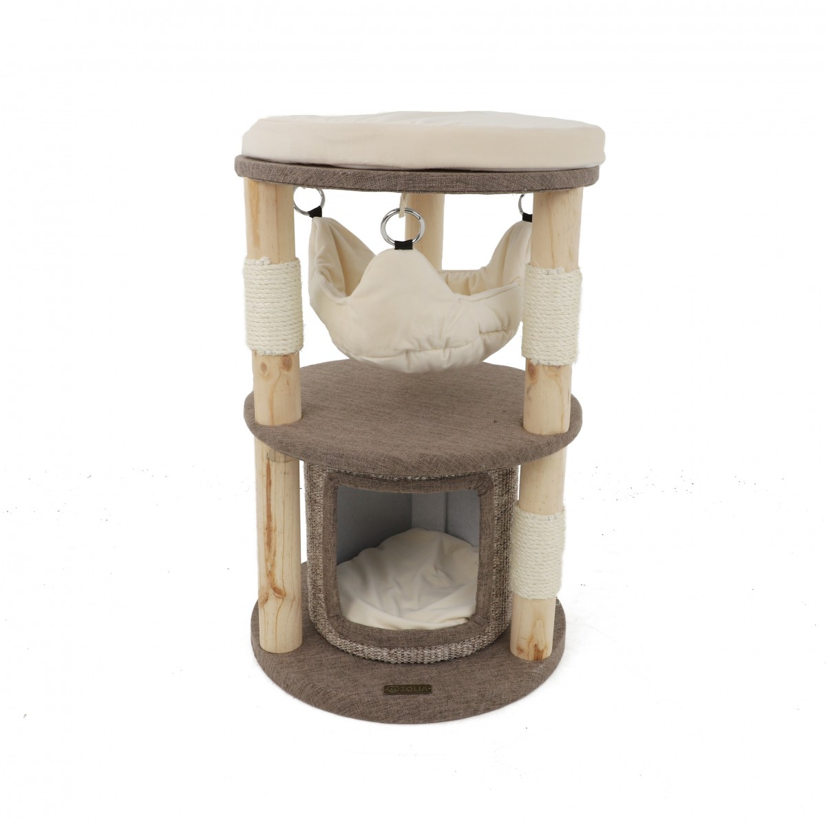 Three Rings Cat Tree