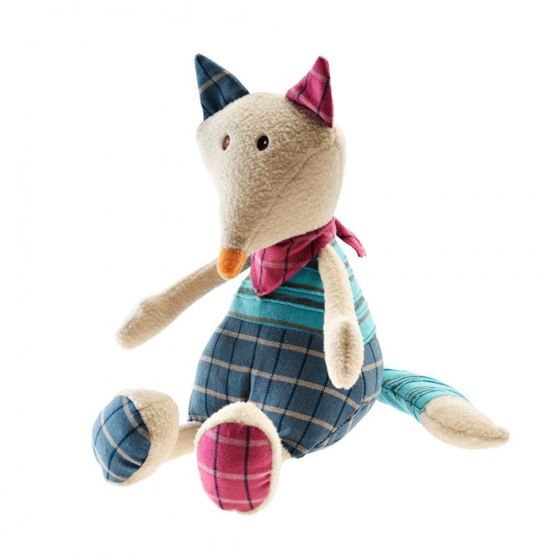 Lovely Handmade Fox Toy