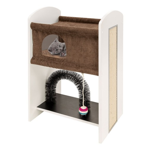 House, Fun Area and Scratching Post Furniture for Cats