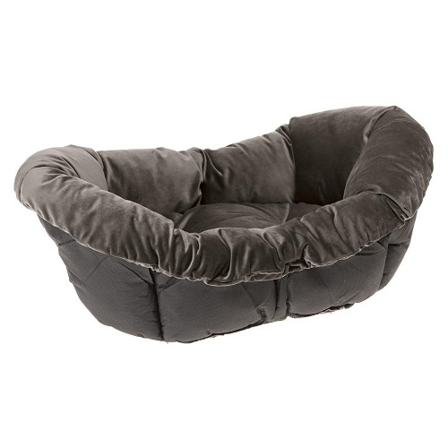 Soft and Comfy Black Cushion