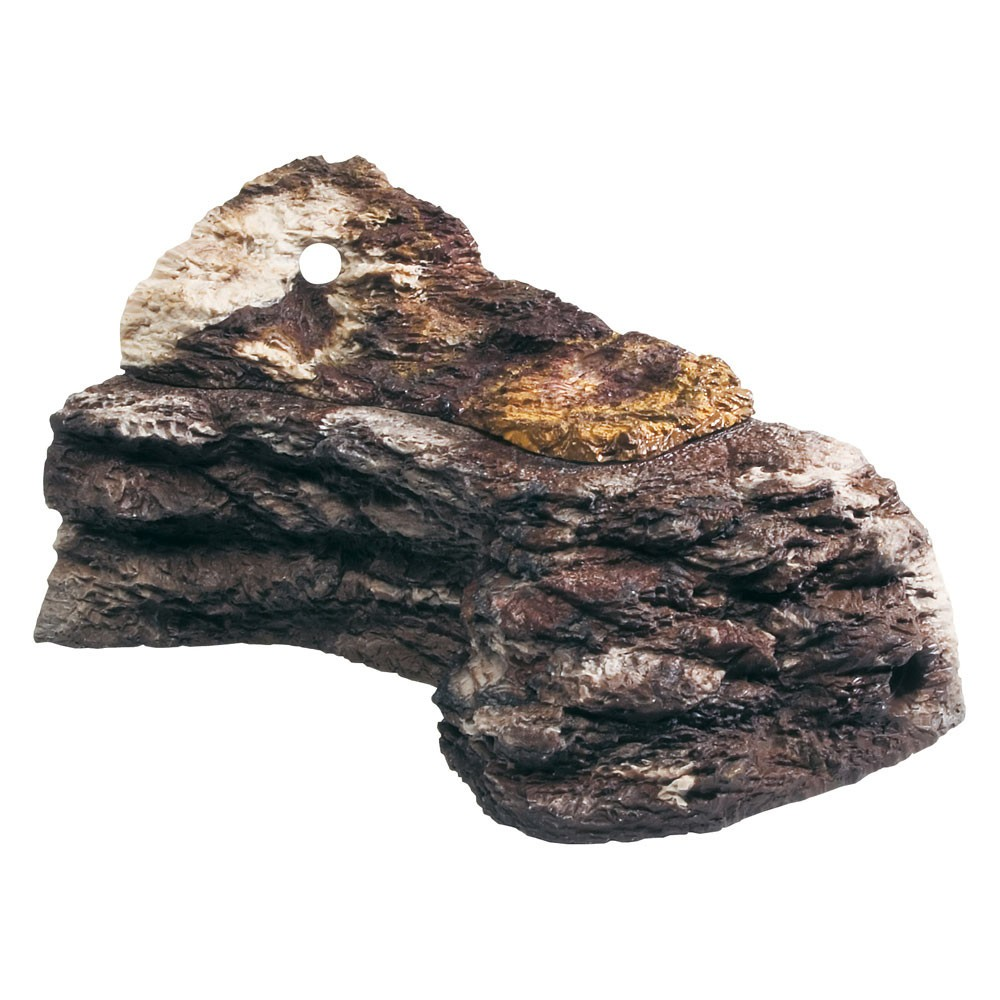 Decorative Rock with Pump for Glass Turtle Tanks