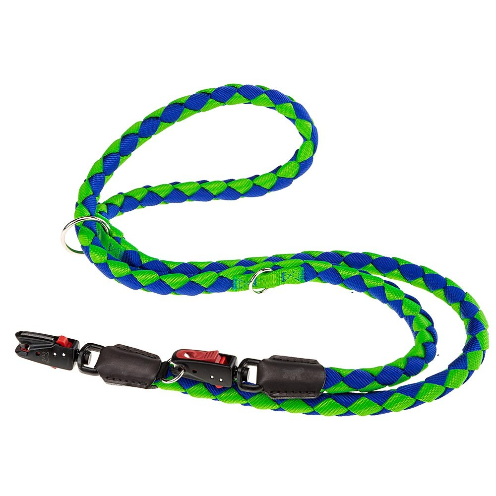 Leash for Dog Training with Automatic Carabiner