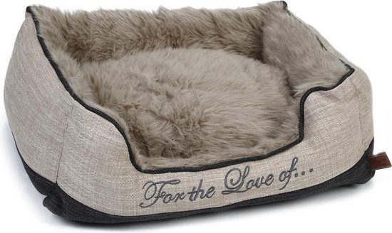 Fluffy Comfy Pet Bed