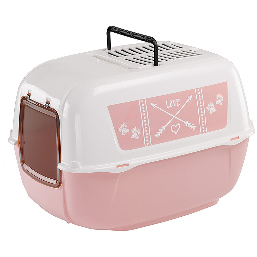 Private Room - Litter Box
