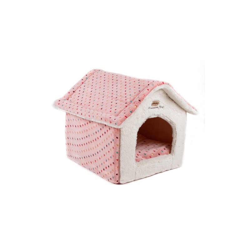 Plush Cute House