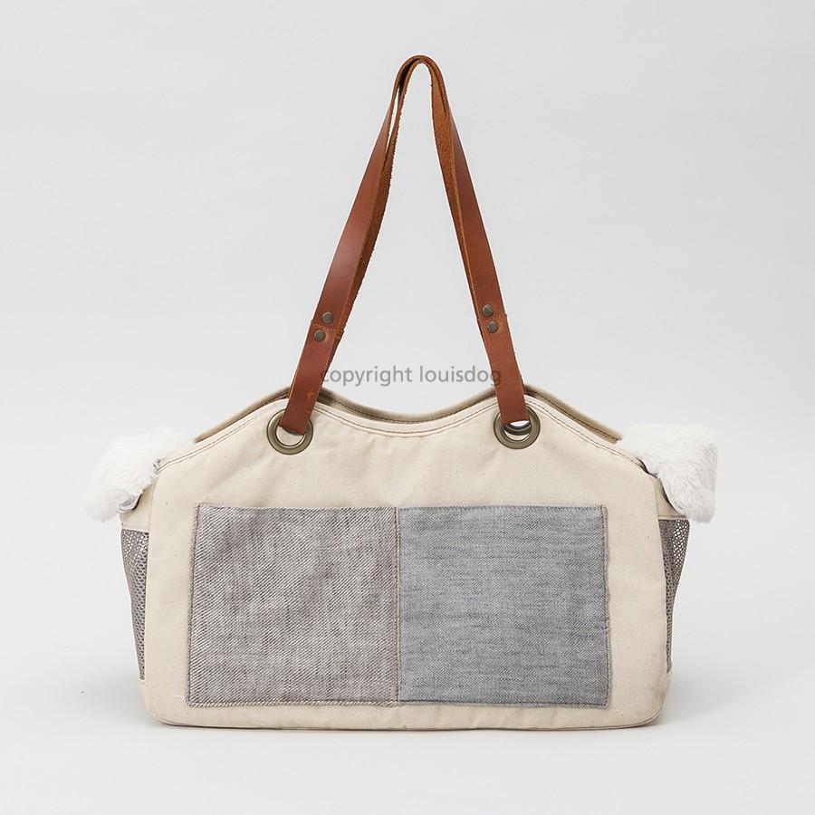 Fall Fur Designer Bag Carrier