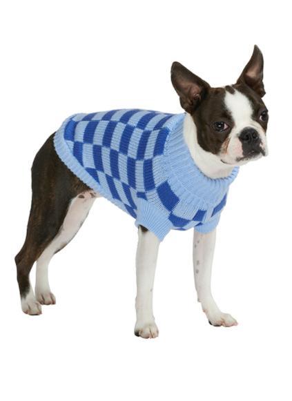 Blue Dog Sweater