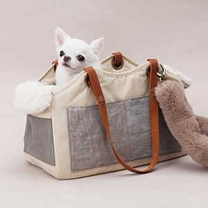 Fall Fur Designer Bag Carrier