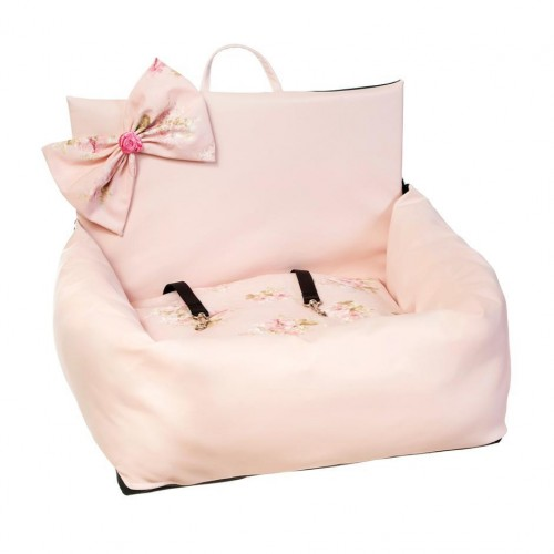 Pink Cute DogDriving Kit