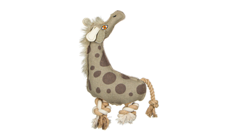 Giraffe Plush for Dogs