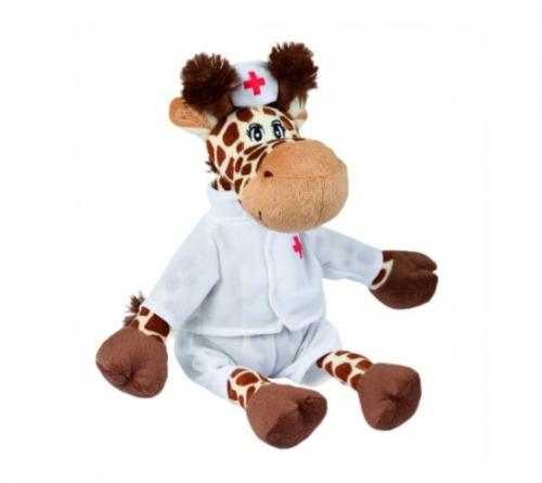 Adorable Giraffe Nurse