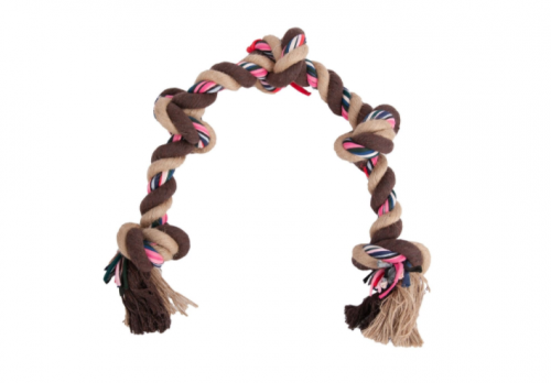 Rope with Knots for Dogs