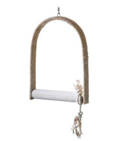 Sisal Swing Toy