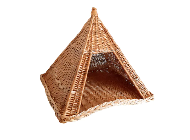 Natural Tent Type Animal House