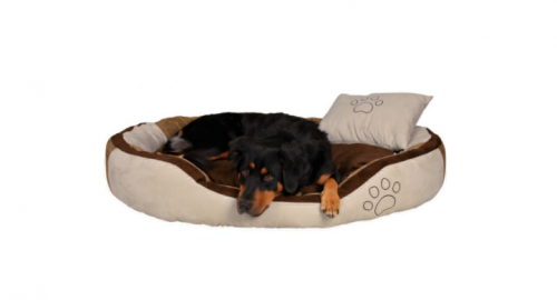 Soft Bed Basket with Pillow