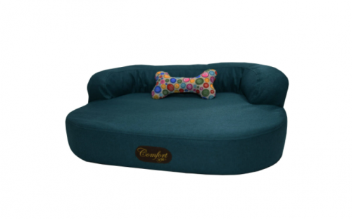 Turquoise Comfort Sofa