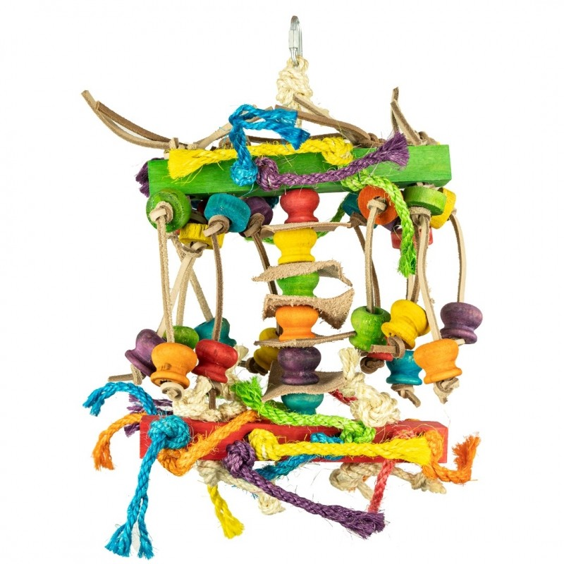 Colorful Play Tower
