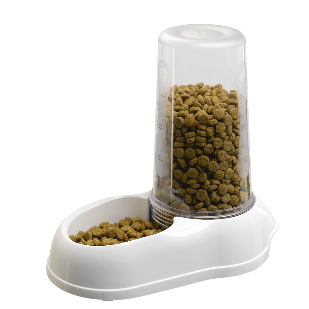 Dispenser of Dry Food or Water