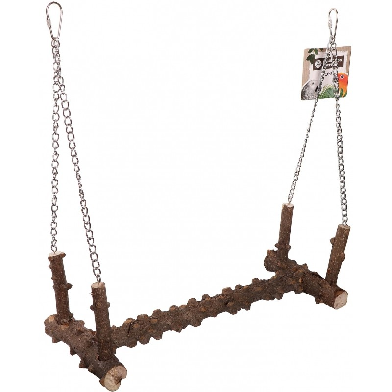 Wood Swing Stand