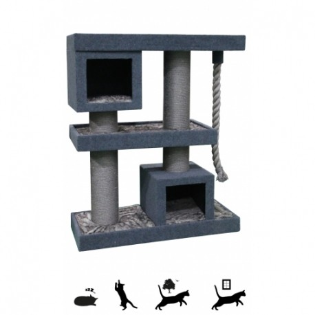 Basalt Gray Scratching Post