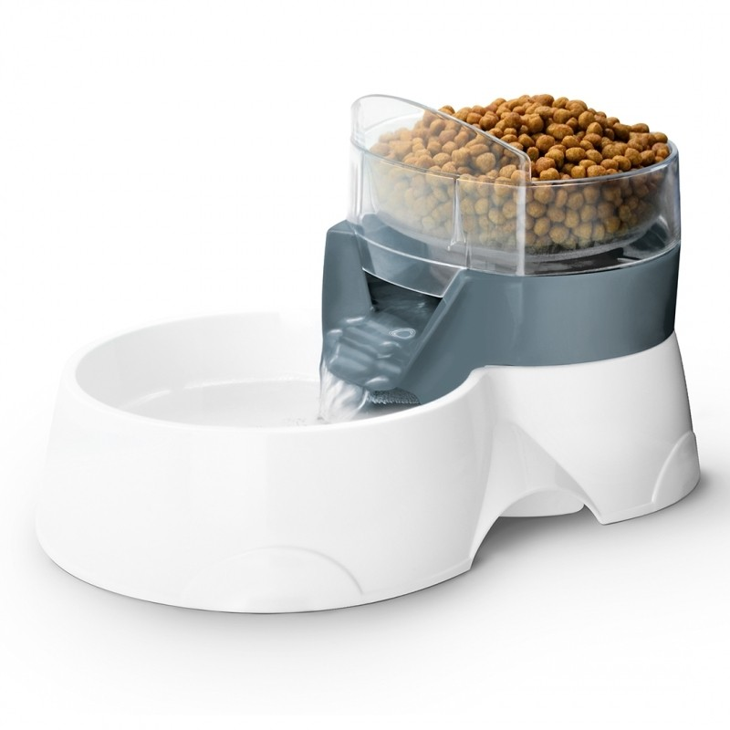 Automatic Pet Feeder 2 in 1