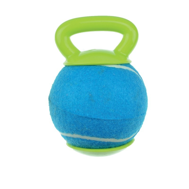 Dog Ball with Handle