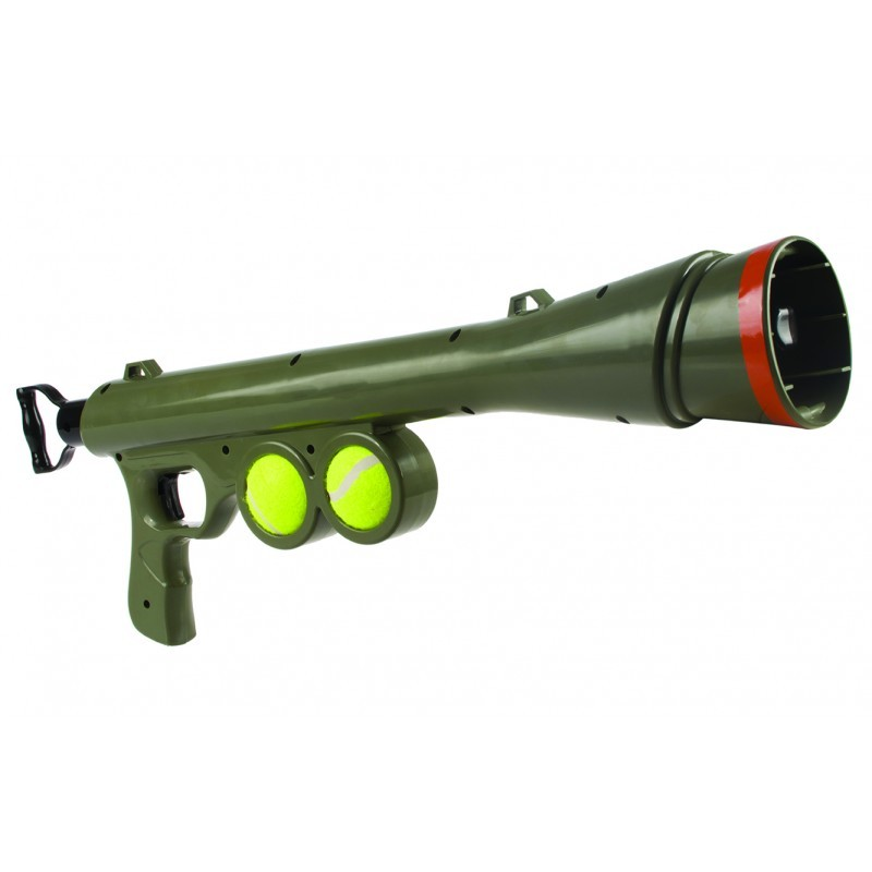 Dog Ball Shooter Weapon