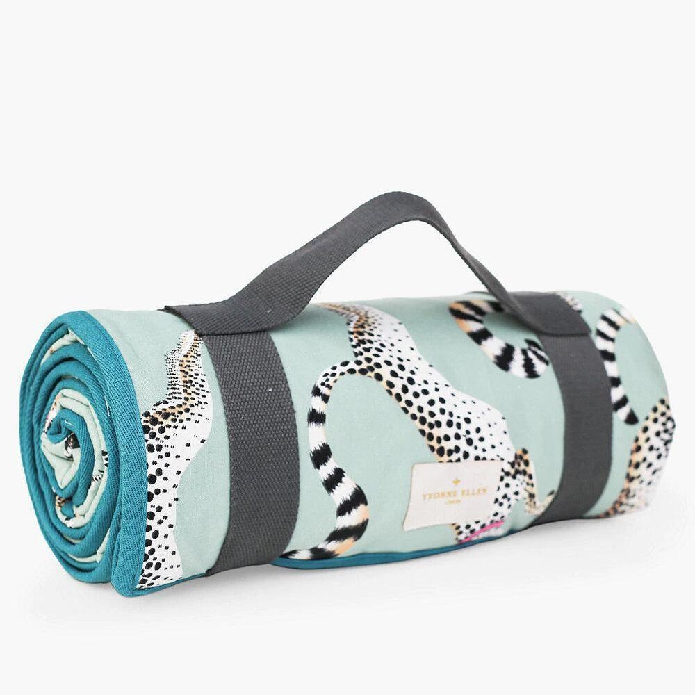 Guepard Picnic Blanket