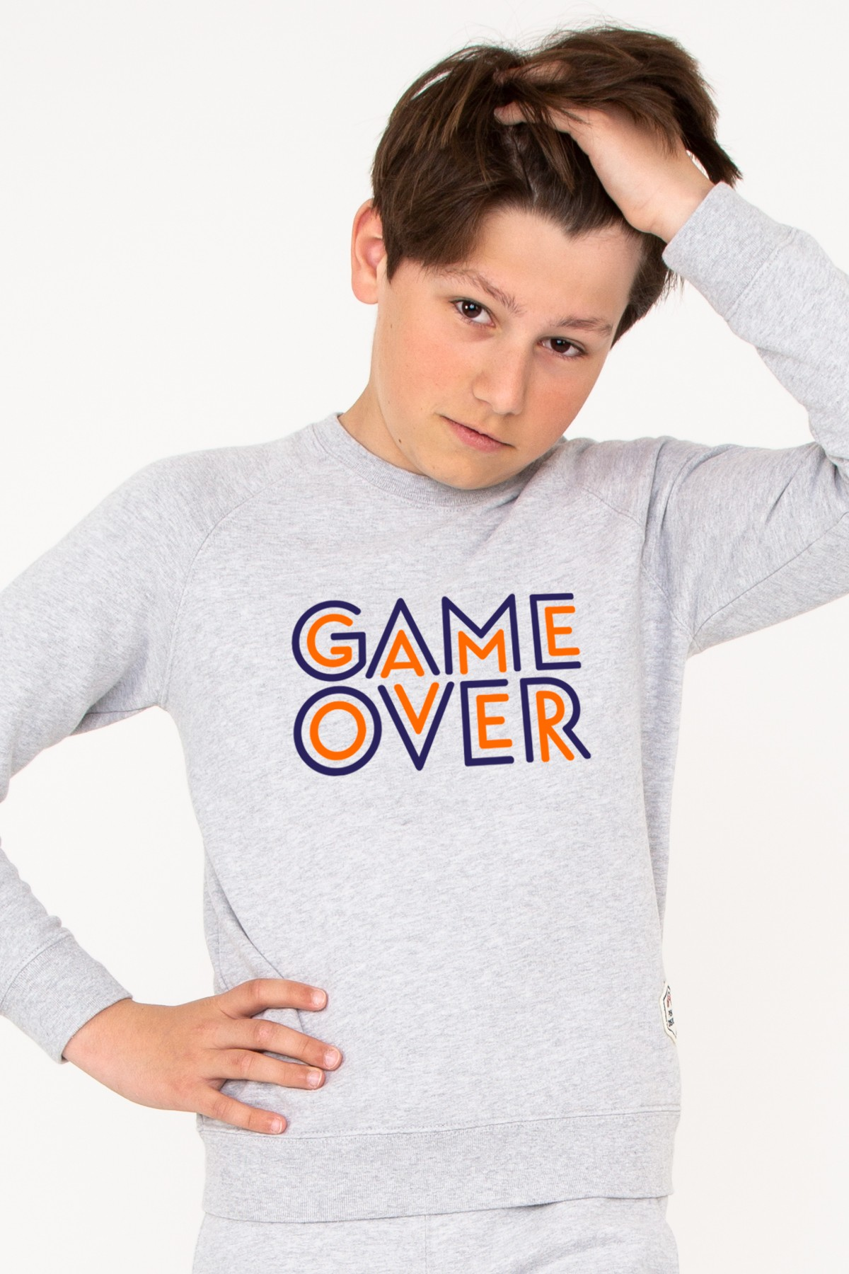 Game Over Jumper