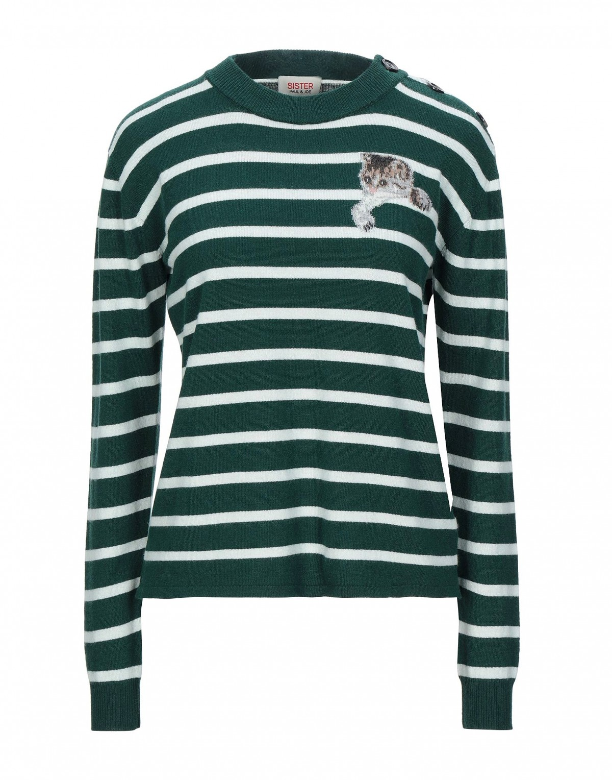 Women's Stripe Jumper