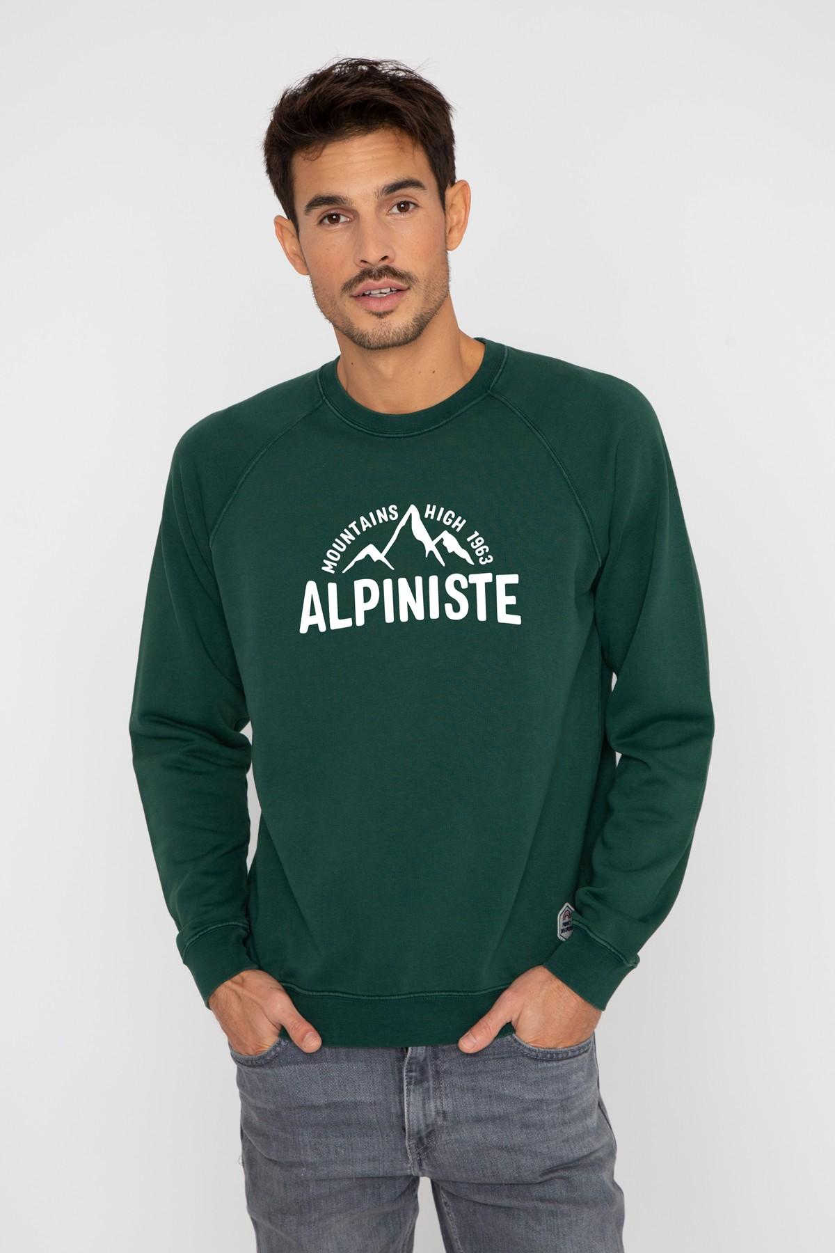 Men's Sweatshirt Alpinist