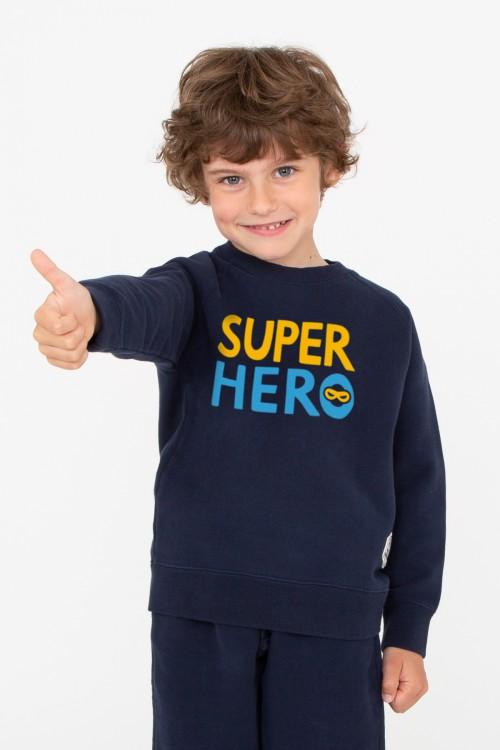 Super Hero Kids Sweatshirt