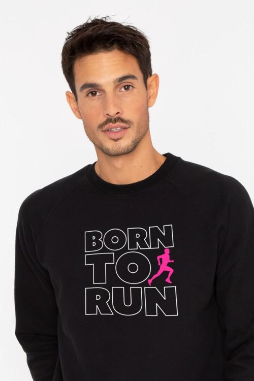 Men's Sweatshirt Born to Run