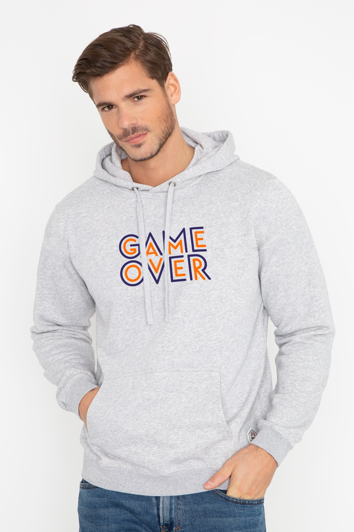 Men's Sweatshirt Game Over