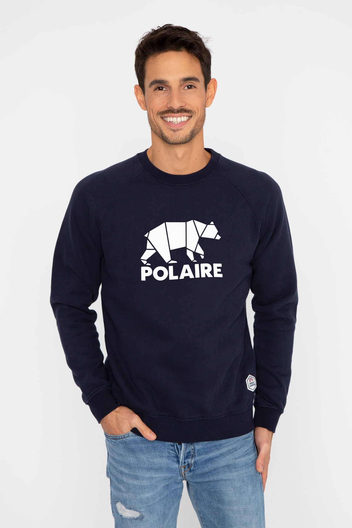 Men's Sweatshirt Polaire
