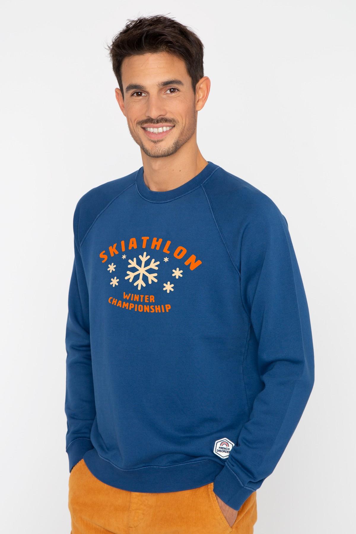 Men's Sweatshirt Skiathlon