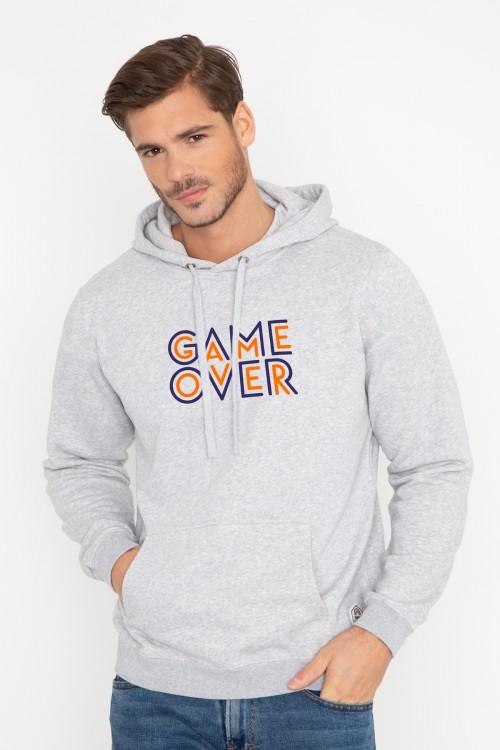 Men's Sweatshirt Game Over