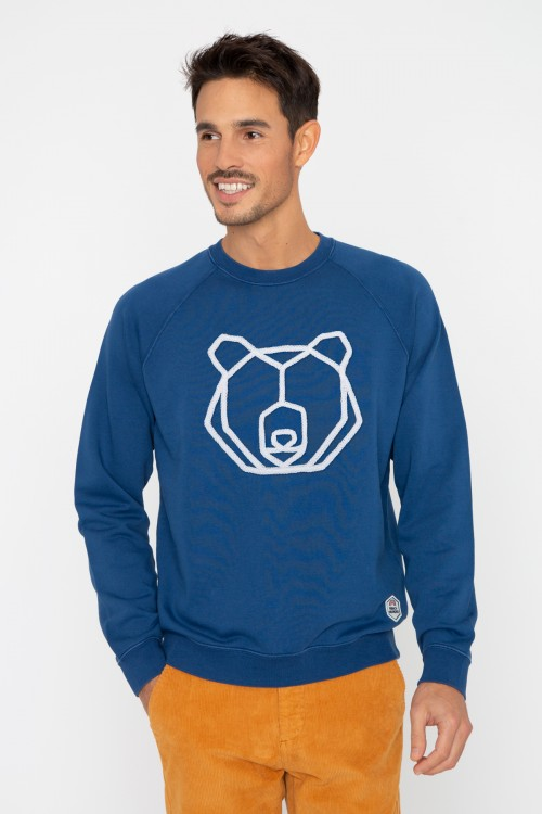 Men's Sweatshirt Bear