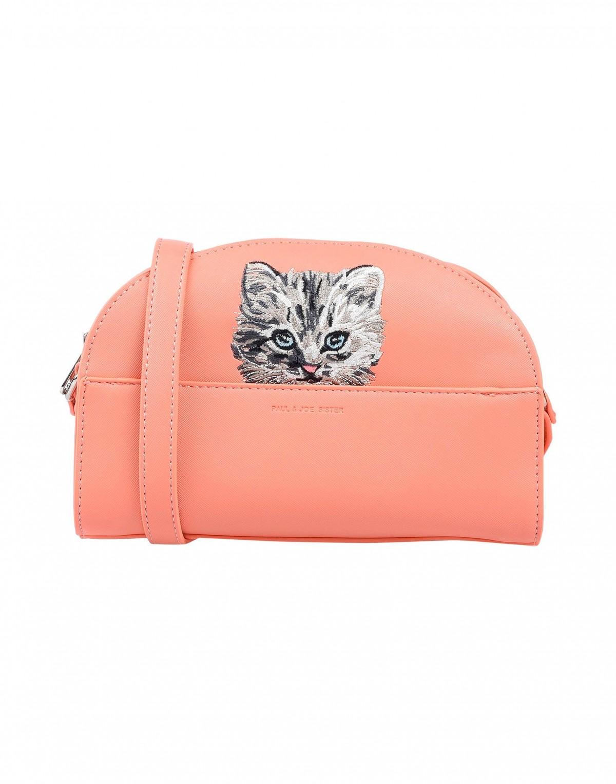 Across-Body Cat Bag